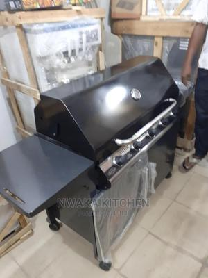 Industrial 4burner Gas BBO Grill | Kitchen Appliances for sale in Lagos State, Ojo