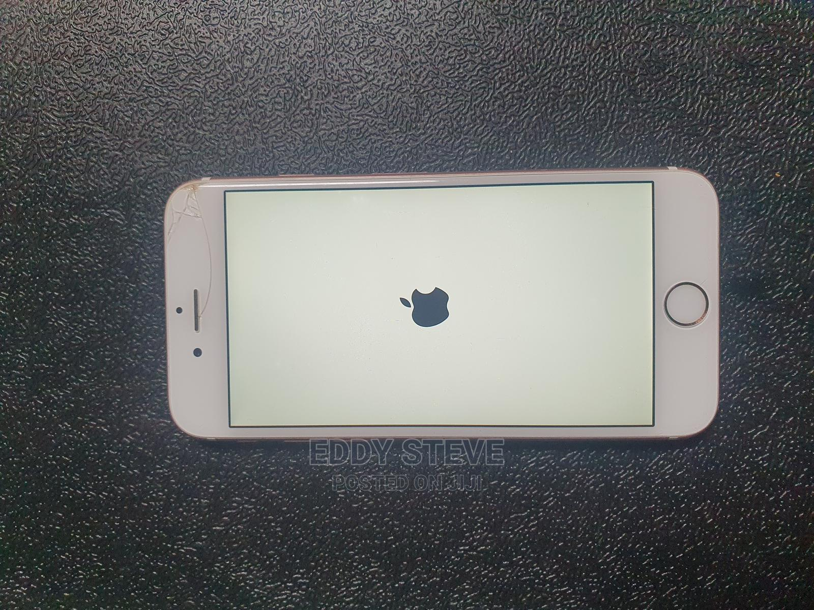 Apple iPhone 6s 32 GB Gold   Mobile Phones for sale in Alimosho, Lagos State, Nigeria