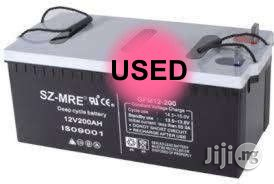 Old Inverter Battery In Surulere Lagos   Electrical Equipment for sale in Lagos State, Surulere