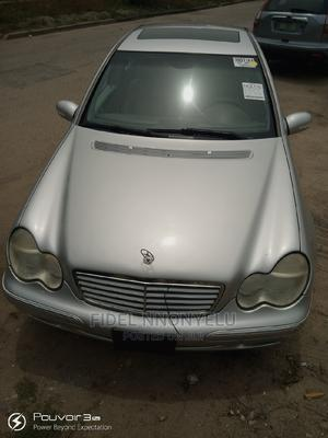 Mercedes-Benz C240 2004 Silver | Cars for sale in Lagos State, Amuwo-Odofin