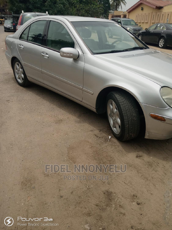 Mercedes-Benz C240 2004 Silver   Cars for sale in Amuwo-Odofin, Lagos State, Nigeria