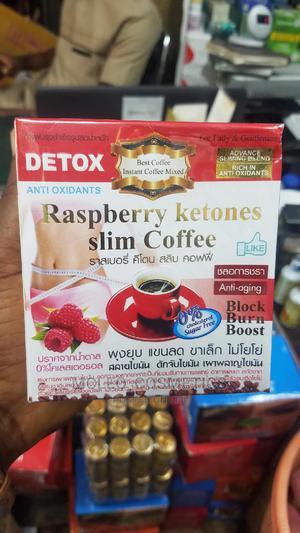 Detox Raspberry Ketones Slim Coffee   Vitamins & Supplements for sale in Lagos State, Apapa