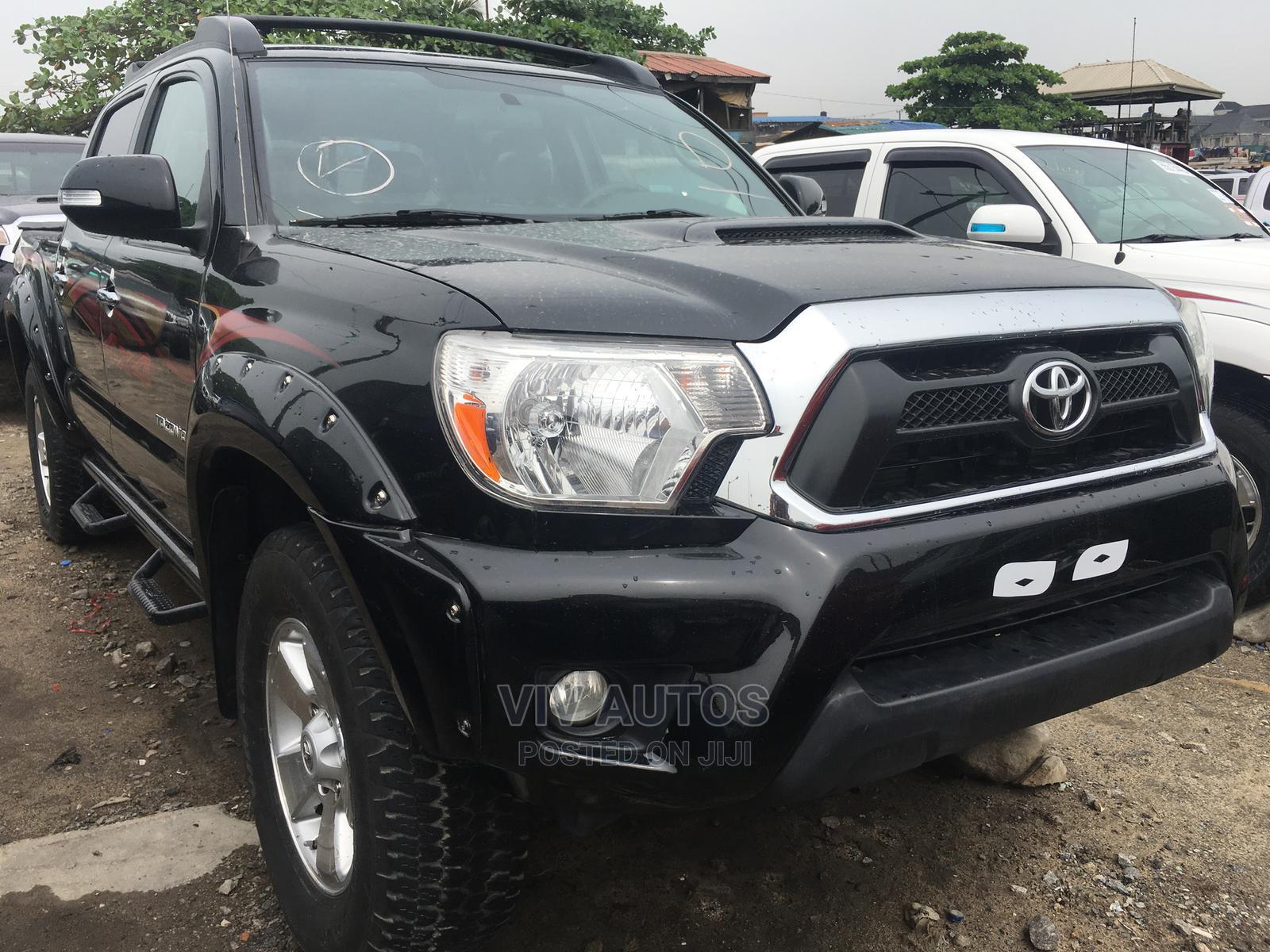 Archive: Toyota Tacoma 2015 Black