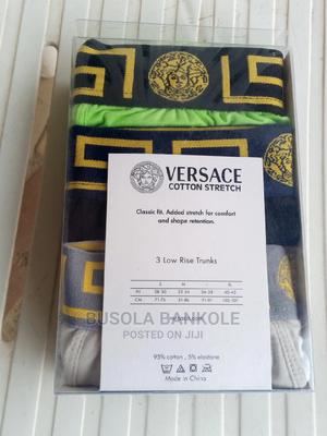 Men 3 in 1 Original Designer Boxer | Clothing for sale in Osun State, Osogbo