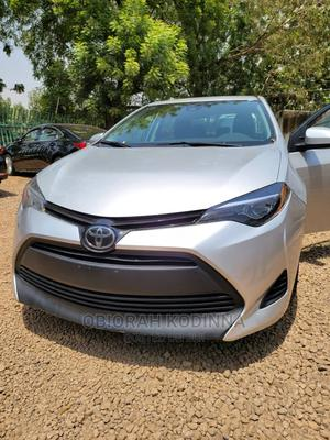 Toyota Corolla 2018 LE (1.8L 4cyl 2A) Silver | Cars for sale in Abuja (FCT) State, Central Business Dis