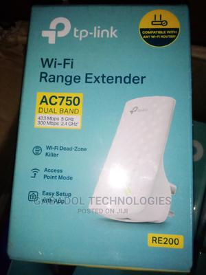 TP Link Range Extender RE 200 | Networking Products for sale in Lagos State, Lagos Island (Eko)
