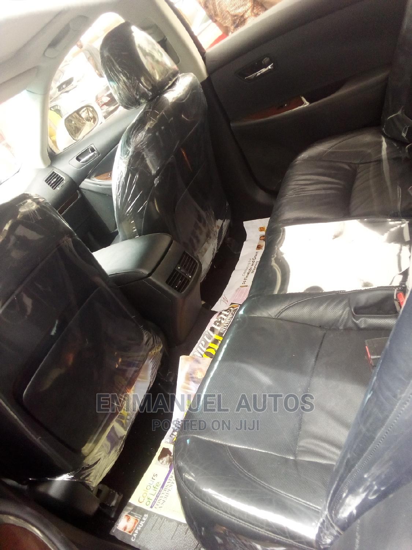 Archive: Lexus ES 2010 350 Silver