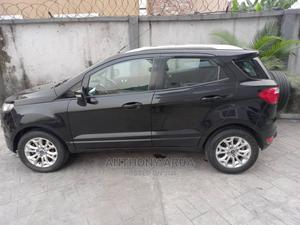 Ford EcoSport 2014 Black   Cars for sale in Rivers State, Obio-Akpor