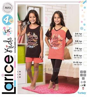Girls 4-In-1 Summer Wears/Pyjamas | Children's Clothing for sale in Lagos State, Oshodi