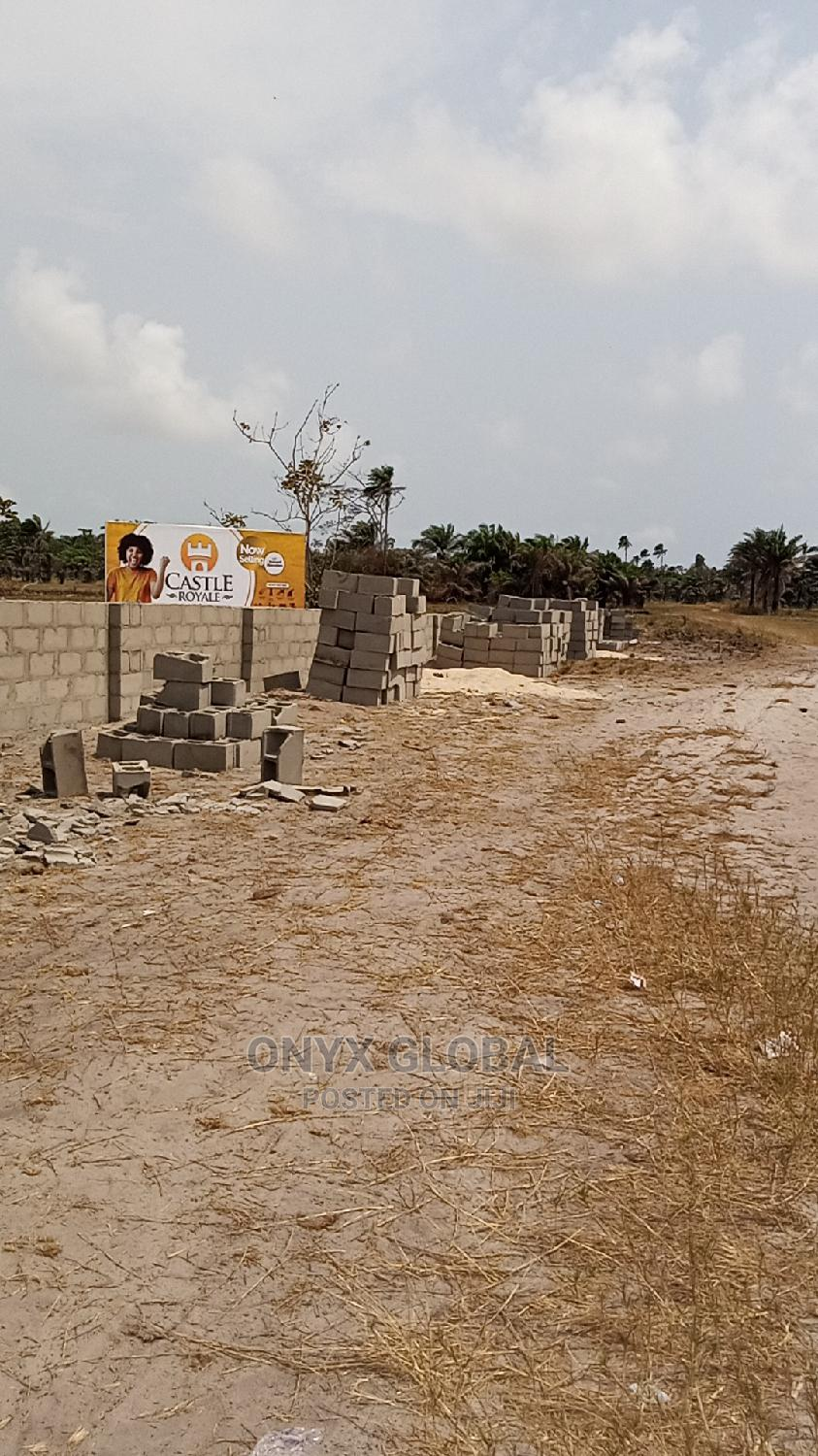 Land At Castle Royale | Land & Plots For Sale for sale in Ibeju, Lagos State, Nigeria