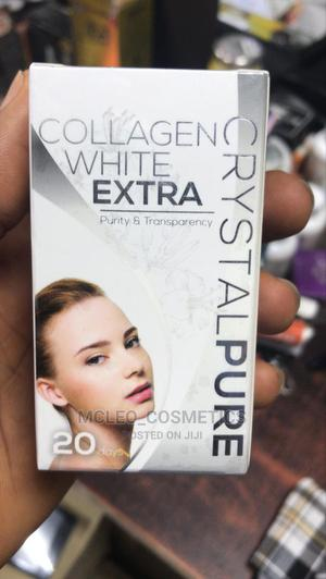 Crystal Pure Collagen White Extra | Vitamins & Supplements for sale in Lagos State, Apapa
