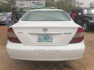 Toyota Camry 2003 White   Cars for sale in Abuja (FCT) State, Katampe
