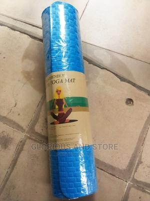 Exercise Training Yoga Mat   Sports Equipment for sale in Lagos State, Surulere