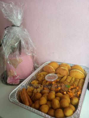 Birthday Combo Cake and Sma Chops | Party, Catering & Event Services for sale in Abuja (FCT) State, Gwarinpa