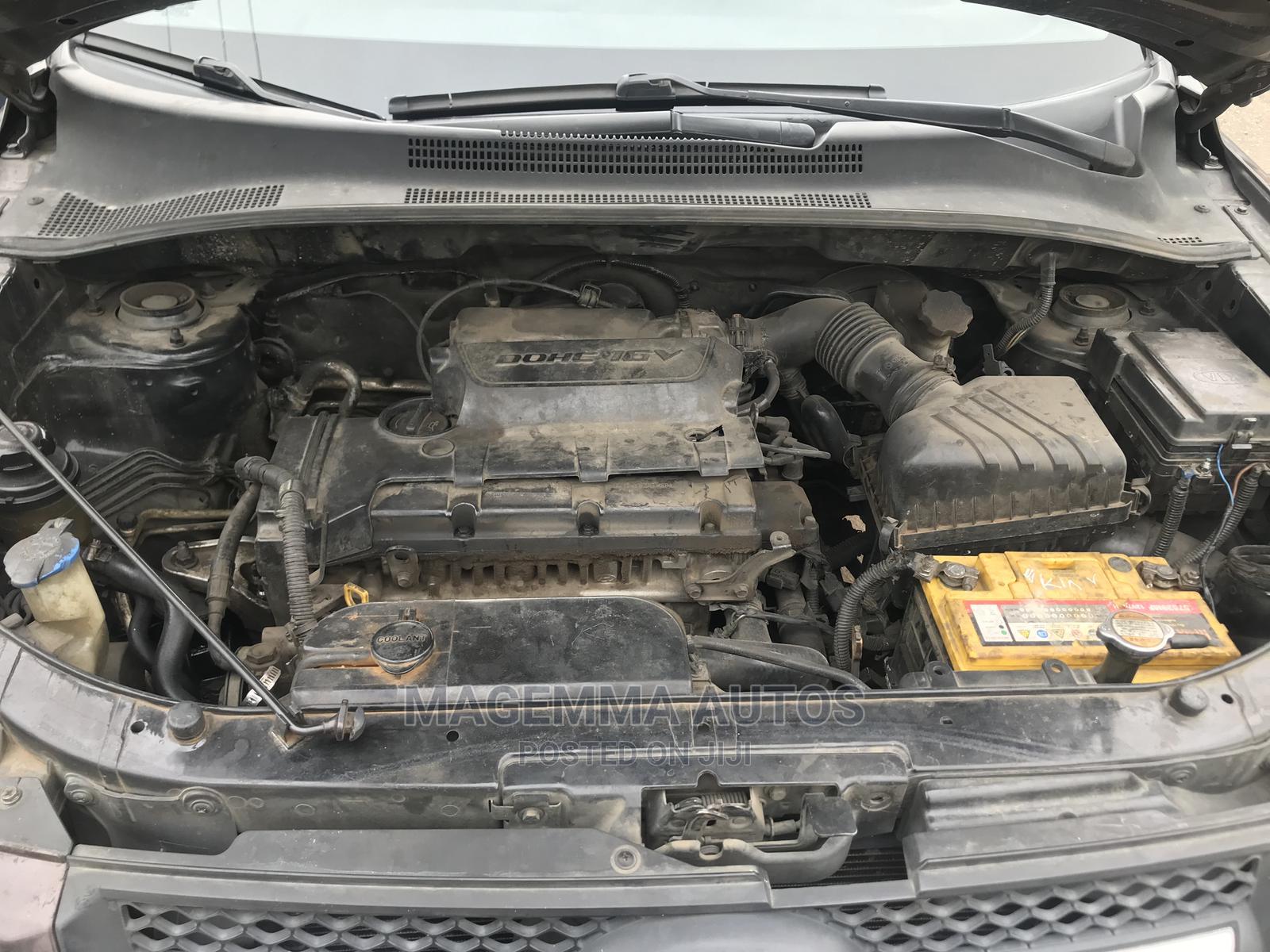 Archive: Kia Sportage 2009 2.0L Automatic 4x4 Red