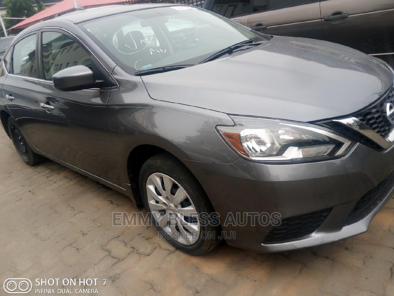 Nissan Sentra 2018 SR Gray | Cars for sale in Magodo, Lagos State, Nigeria
