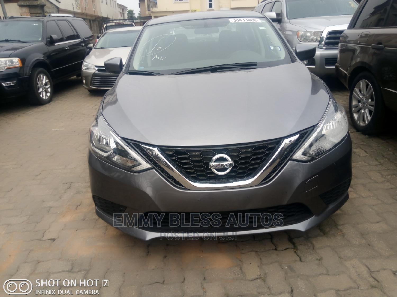 Nissan Sentra 2018 SR Gray