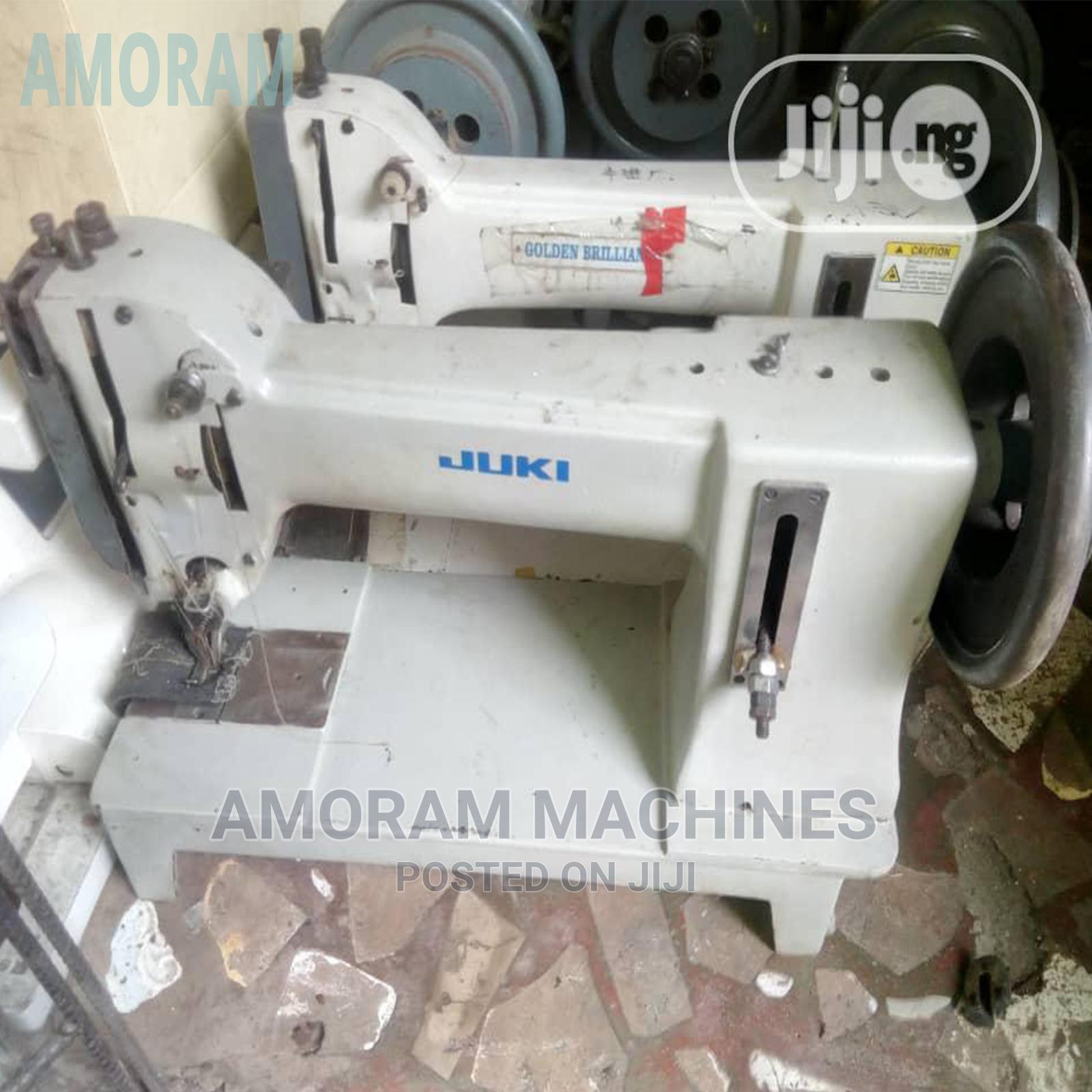 Electrical Industrial Straight Sewing Machine