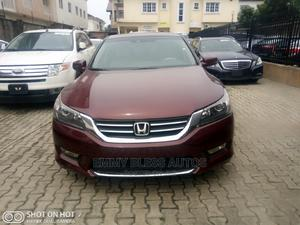 Honda Accord 2014 Red | Cars for sale in Lagos State, Magodo
