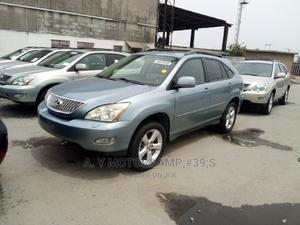Lexus RX 2006 330 AWD Blue   Cars for sale in Lagos State, Apapa