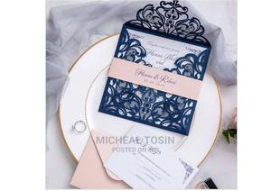 Foreign Wedding Cards and General Printings   Printing Services for sale in Lagos State, Shomolu