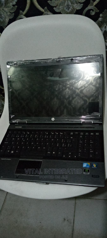 Laptop HP EliteBook 8540W 8GB Intel Core I7 HDD 500GB | Laptops & Computers for sale in Ikeja, Lagos State, Nigeria