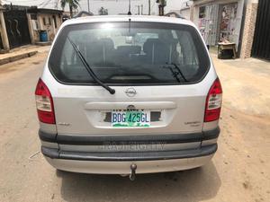 Opel Zafira 2003 White   Cars for sale in Lagos State, Ikeja