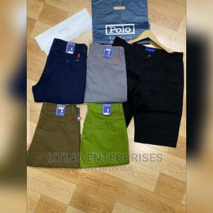 Polo Ralph Lauren Chinos Short Original   Clothing for sale in Lagos State, Surulere