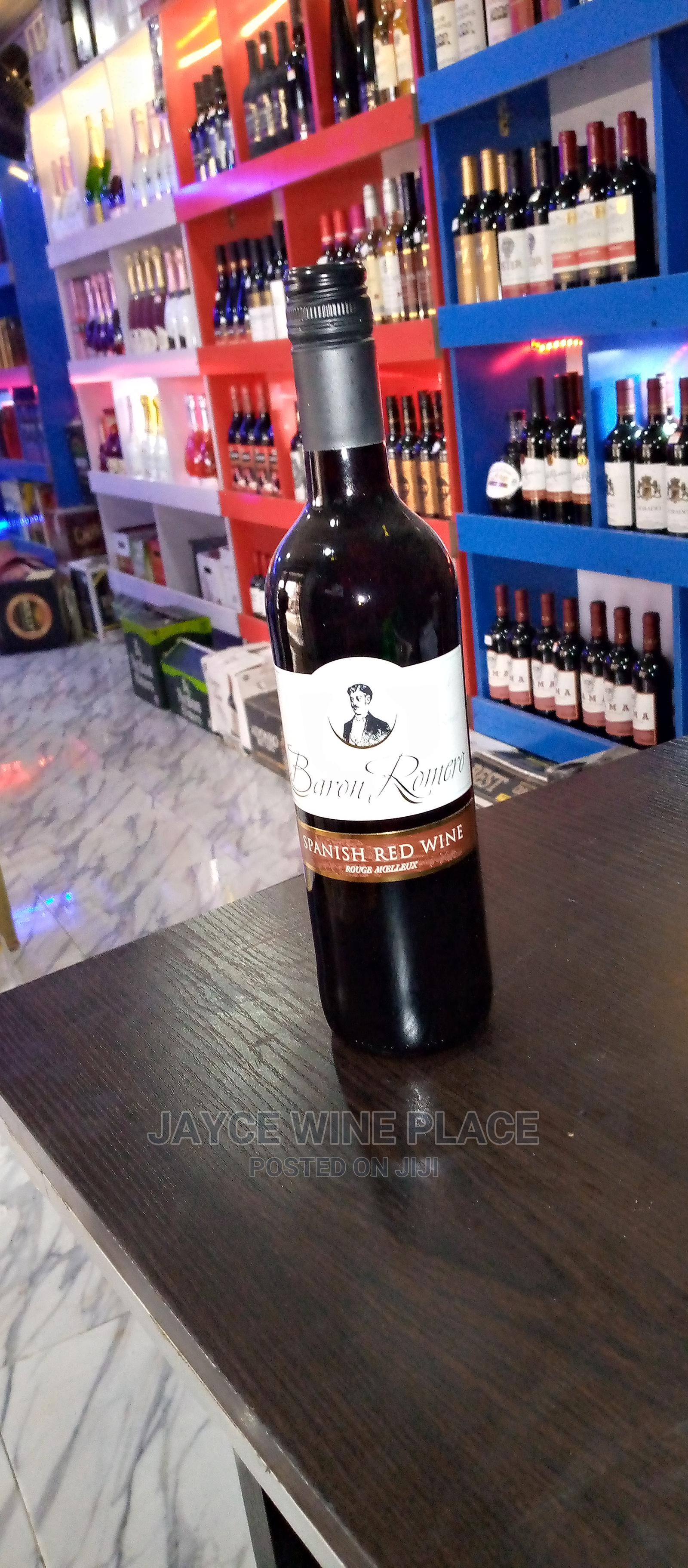 Baron Romero Red Wine