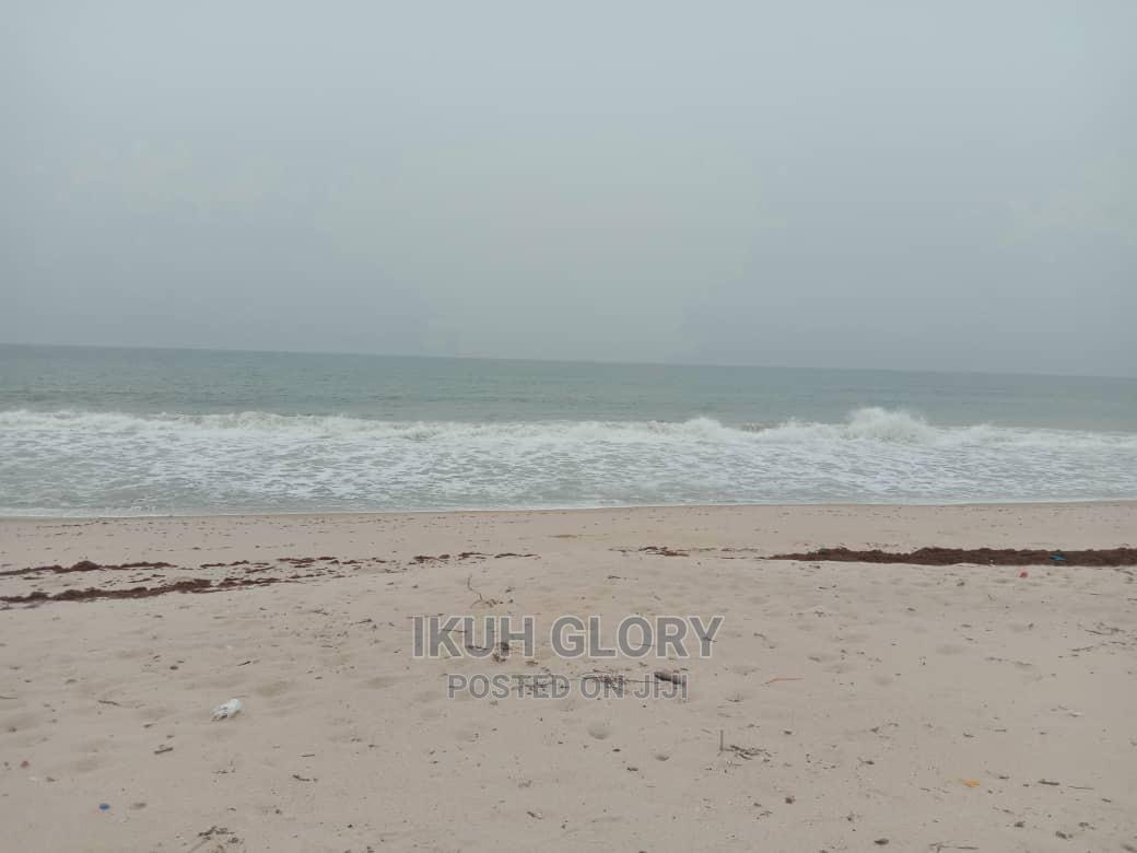 Beach Front Plots, Acres on Sale by Okun Ajah/Shoprite Lekki