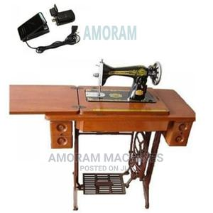 Original Automatic and Manual Sewing Machine Butterfly | Home Appliances for sale in Lagos State, Surulere