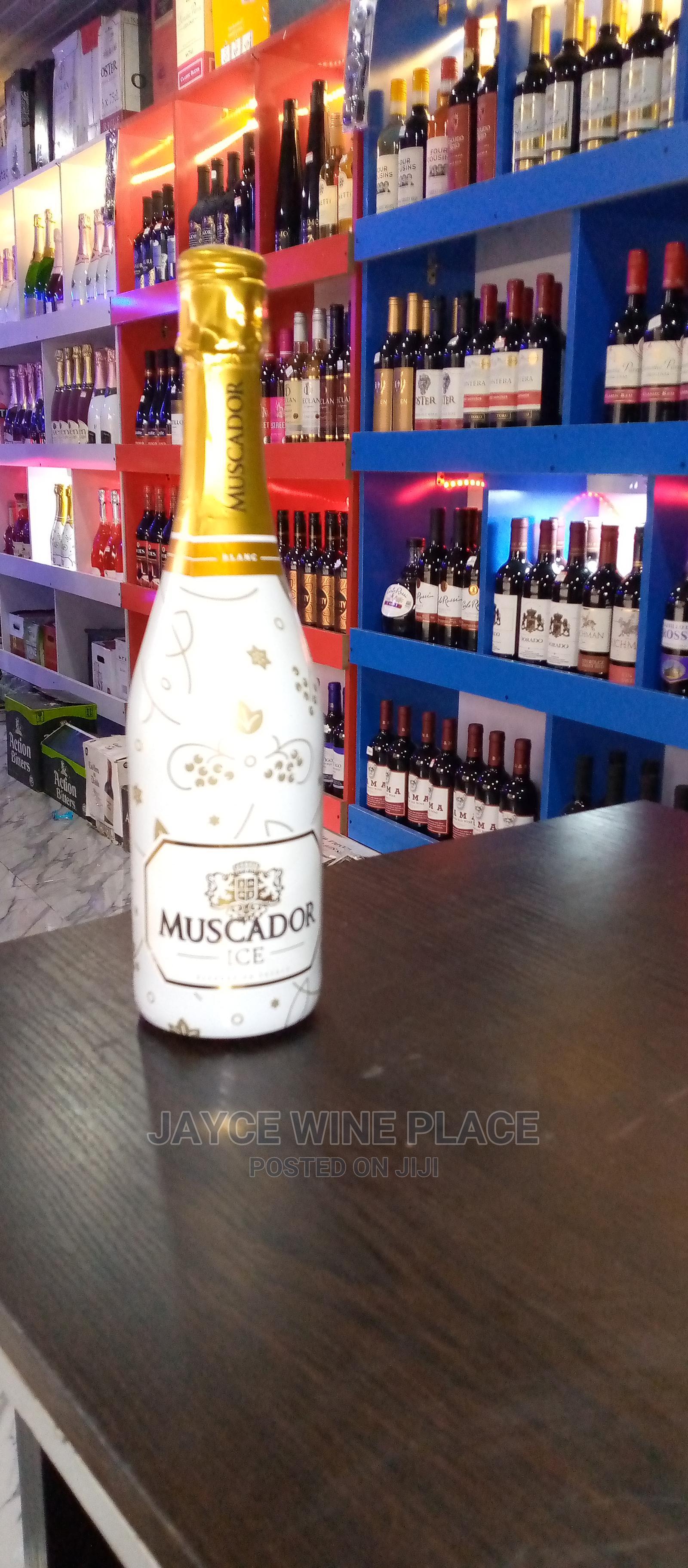 Muscador Ice Wine