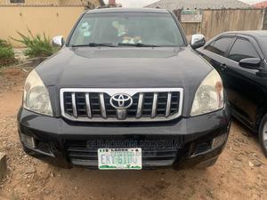 Toyota Land Cruiser Prado 2006 GX Black   Cars for sale in Lagos State, Magodo