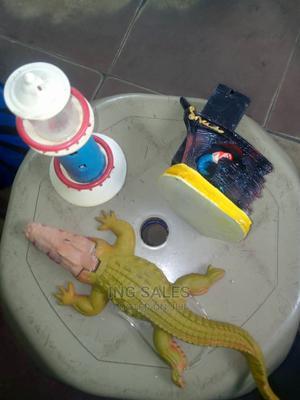 Aquarium Toys   Fish for sale in Lagos State, Surulere