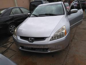 Honda Accord 2003 Silver   Cars for sale in Lagos State, Ojodu