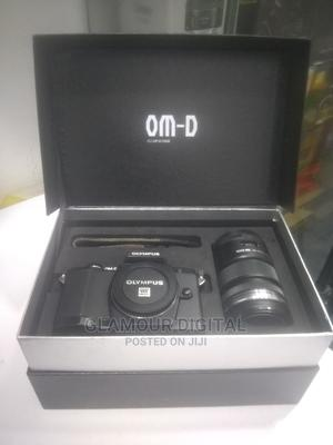 Olympus OM-D E-M5 Mirrorless Camera With 12-50mm Lens   Photo & Video Cameras for sale in Lagos State, Ikeja