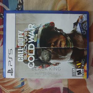 Call of Duty Black Ops Cold War PS5 | Video Games for sale in Delta State, Warri
