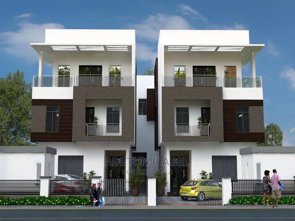 Newly Built 4 Bedroom Duplex For Sale | Houses & Apartments For Sale for sale in Lekki Phase 1, Lekki, Nigeria