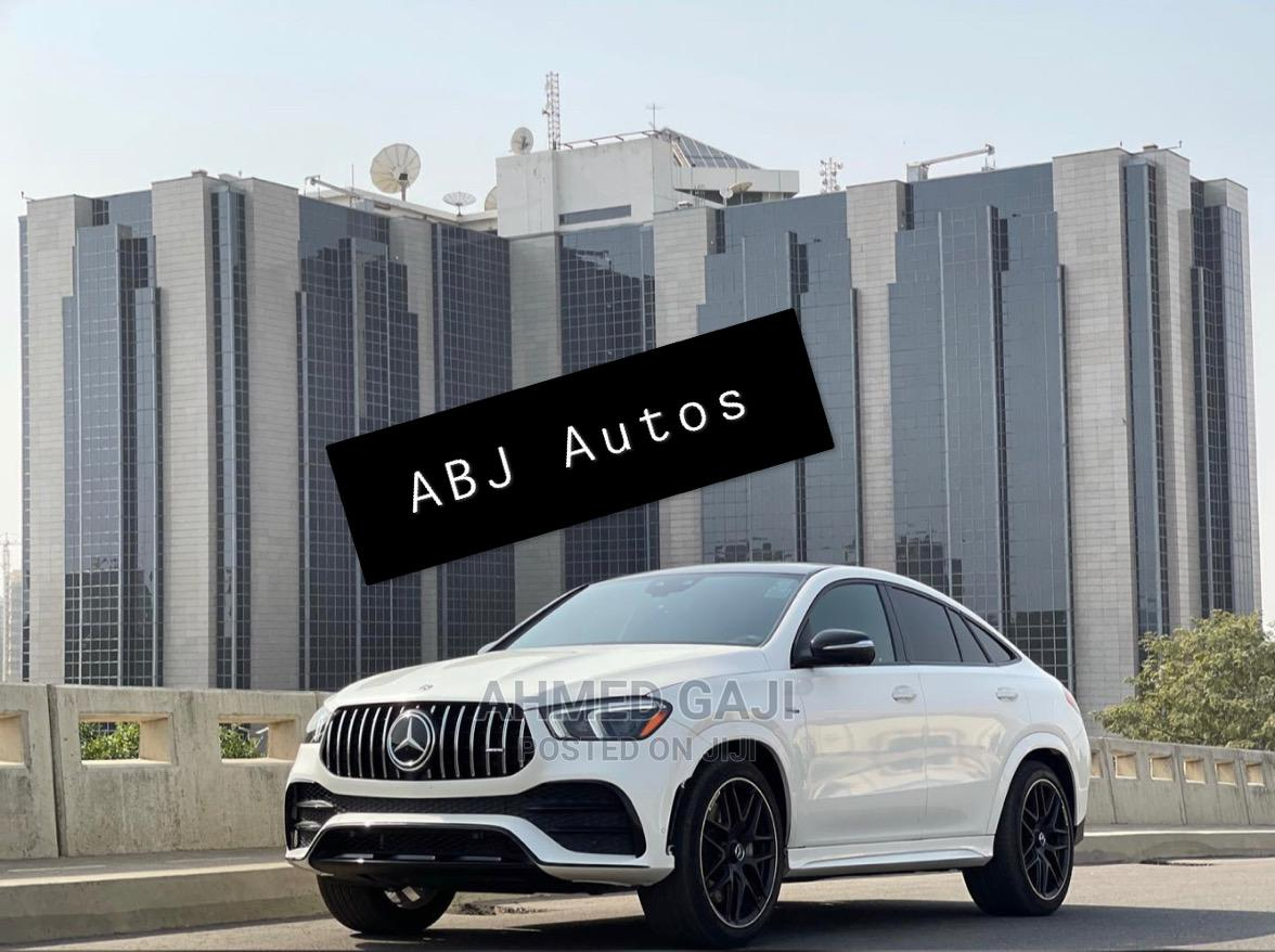 New Mercedes-Benz GLE-Class 2021 White