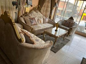 Executive Royal Sofas Chairs   Furniture for sale in Lagos State, Ojo