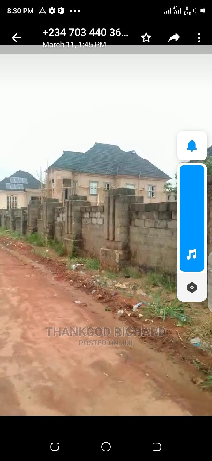 Hotel Land, 4 Plots Available for Sale in New Owerri.
