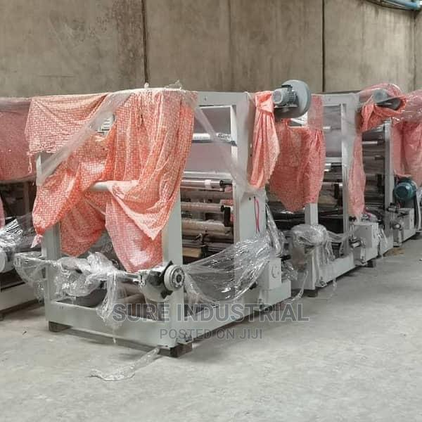 Flexo Printing Machine Nylon Flexo Printing Machine | Manufacturing Equipment for sale in Ojo, Lagos State, Nigeria
