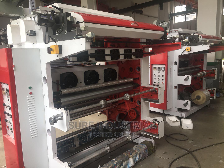 Flexo Printing Machine Nylon Flexo Printing Machine