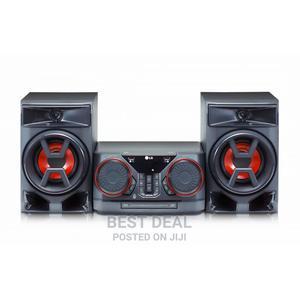 LG Xboom Bluetooth Ck43 2.0ch Mini Hifi System (Bass Blast)   Audio & Music Equipment for sale in Lagos State, Ojo
