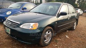 Honda Civic 2005 1.4i LS Green | Cars for sale in Abuja (FCT) State, Central Business Dis