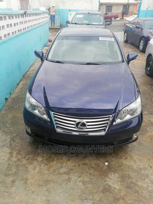 Lexus ES 2010 350 Blue | Cars for sale in Lagos State, Oshodi