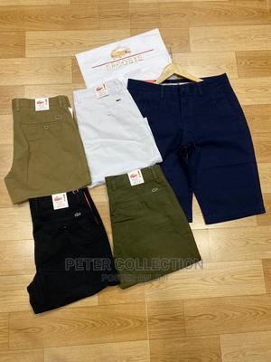 Classic Lacoste Chino's Short | Clothing for sale in Lagos State, Lagos Island (Eko)