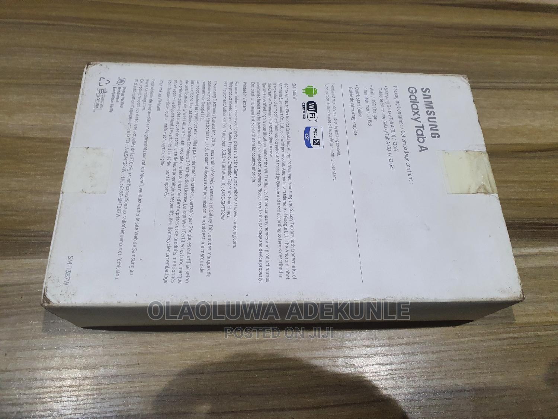 New Samsung Galaxy Tab a GB Black   Tablets for sale in Ibadan, Oyo State, Nigeria