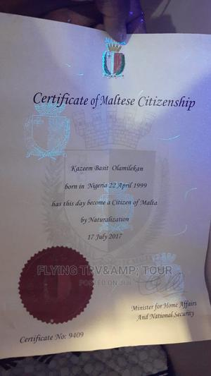 Lesotho Passport Visa Free to Europe   Travel Agents & Tours for sale in Lagos State, Ikorodu