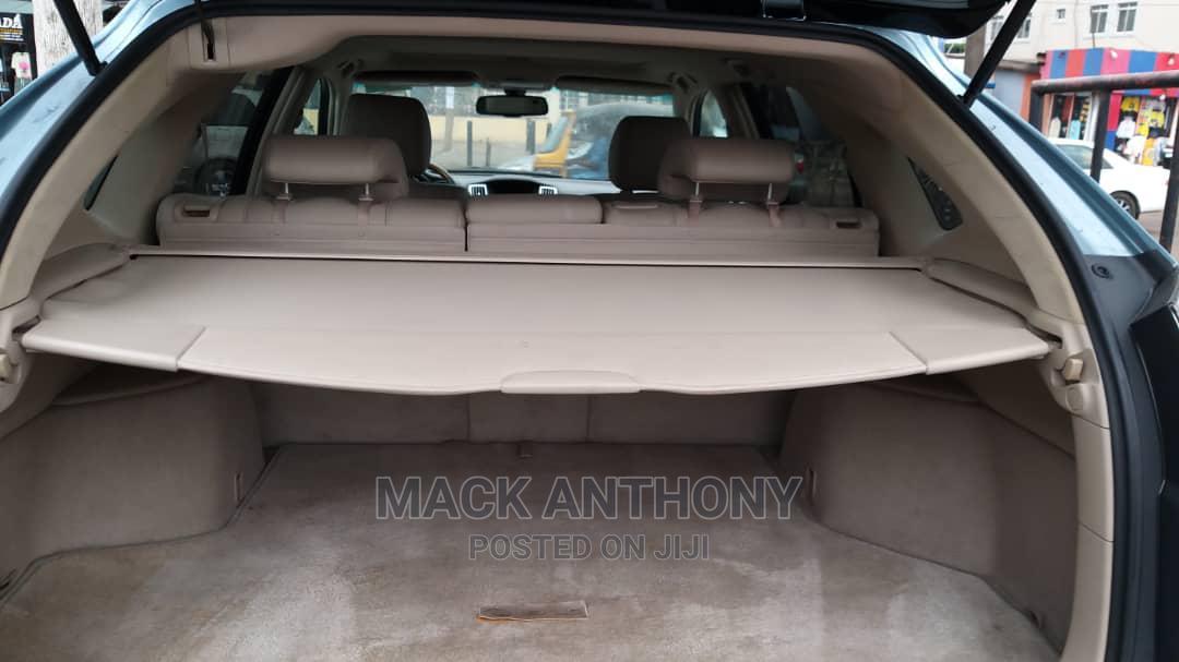 Archive: Lexus RX 2008 Blue